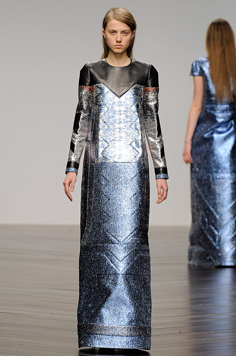 Sadie-Williams-Totemic-metallic-neoprene-fashion-collection_dezeen_7